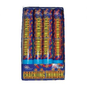 CRACKLING BOMB - 4 PACK