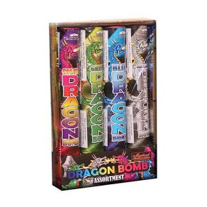 DRAGON BOMBS - 4 PACK